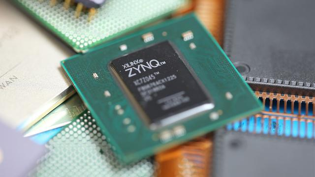 Компьютерное зрение на платфомре ZYNQ