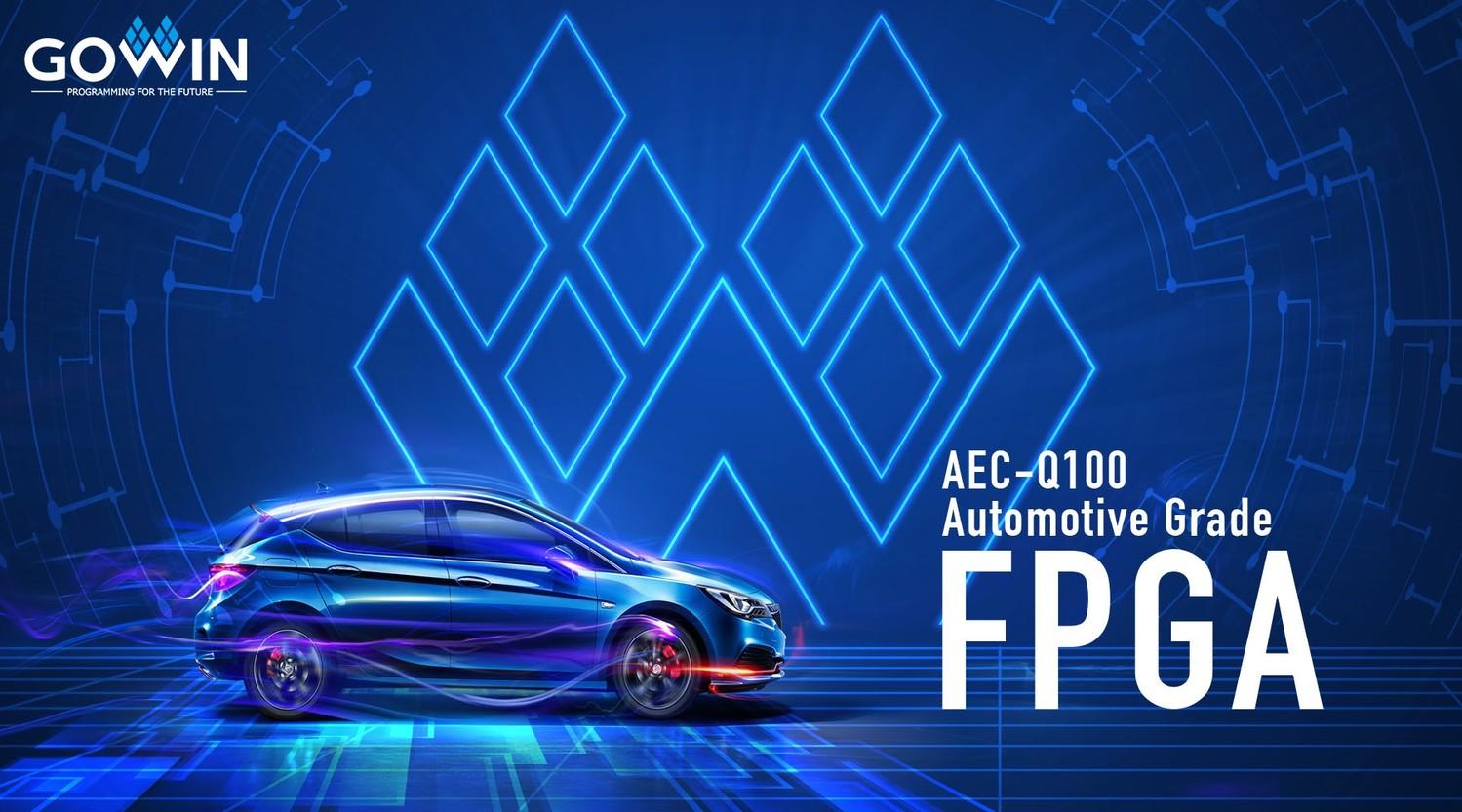 Gowin объявляет о доступности ПЛИС автомобильного класса